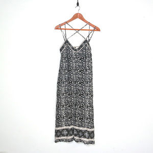 GAP Printed Strappy Summer Dress